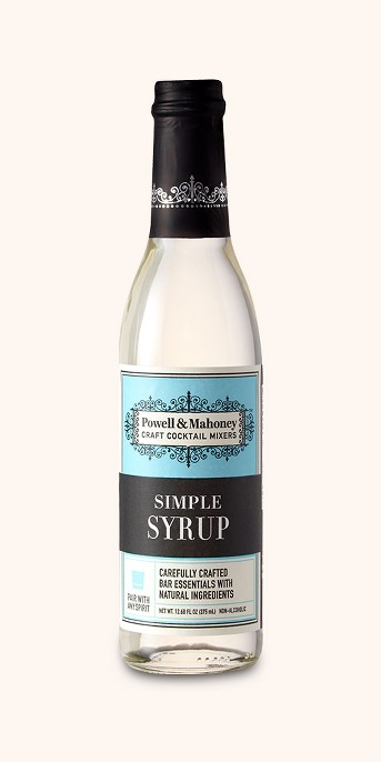 Powell & Mahoney® Simple Syrup - 375mL Bottle