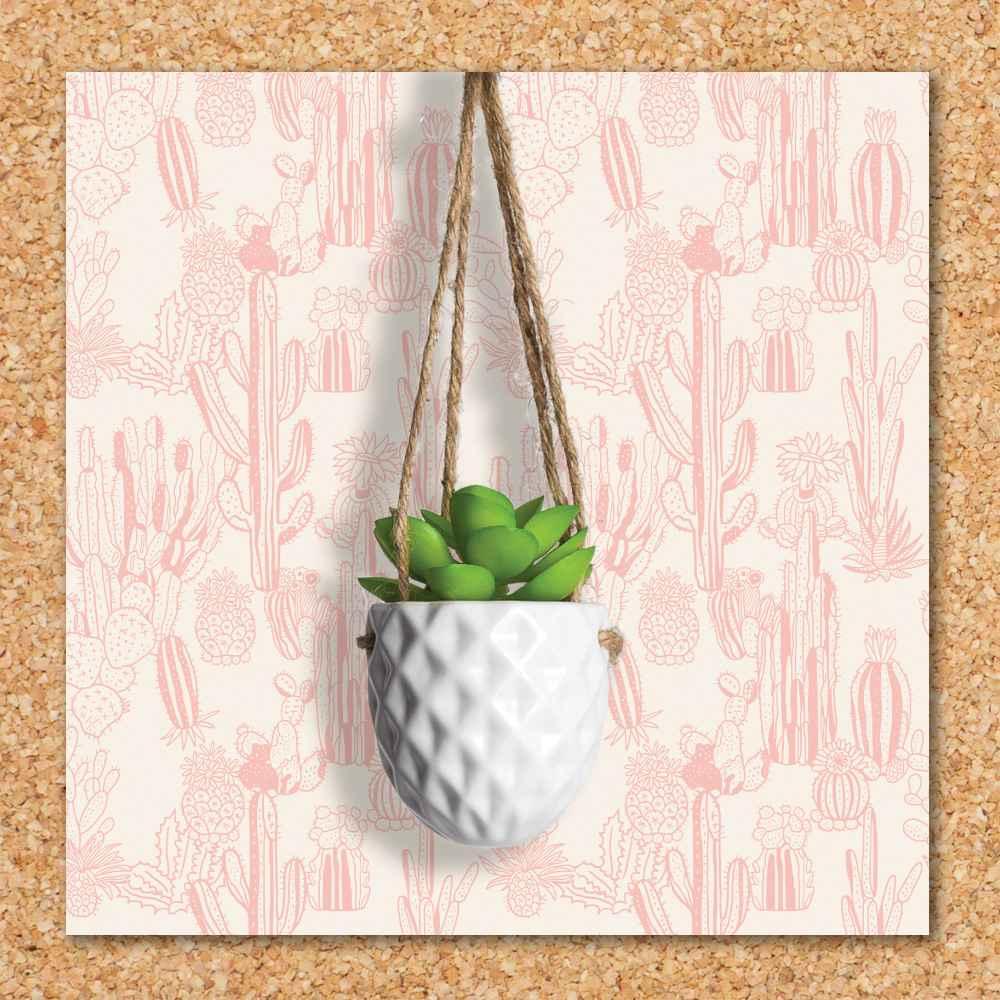Locker Hanging Plant Magnet - U Brands, 15oz Stoneware Ask Me About My Pronouns Mug - Room Essentials™