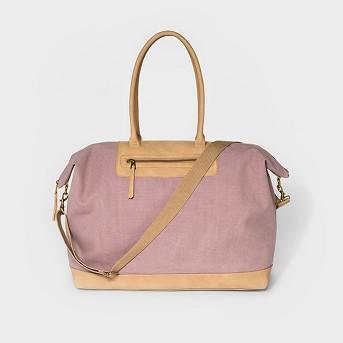 Large Canvas Weekender Bag - Universal Thread™
