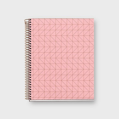 "Lined Spiral Journal 6.5"" x 8"" - Miquelrius"