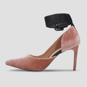 Women's Velvet Annora Pumps - Who What Wear™