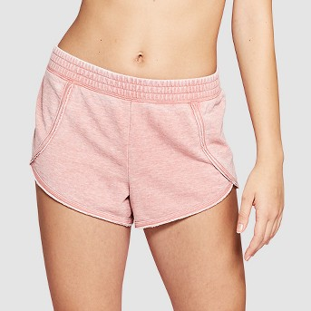 Women's Dolphin Pajama Shorts - Xhilaration™ Sierra Rose