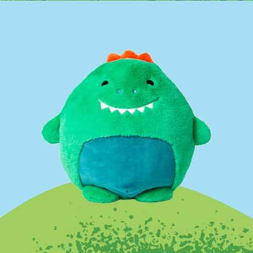 Dino Throw and Pillow - Pillowfort™