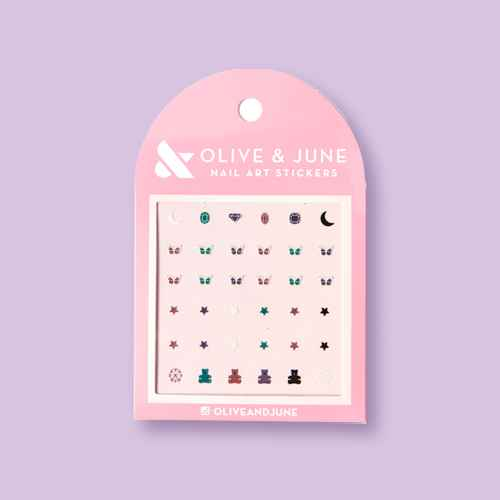 Olive & June Nail Art Stickers - Butterfly Fantasy