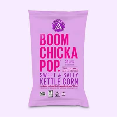 Angie's Boomchickapop Sweet & Salty Kettle Corn - 7oz