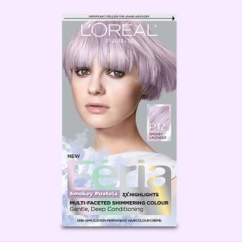 L'Oreal Paris Feria Permanent Pastels Hair Color