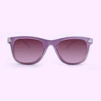 Women's Surf Shade Sunglasses - A New Day™ Purple
