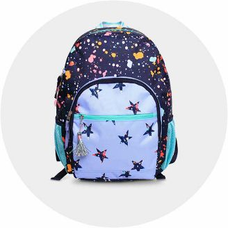 kids backpacks target