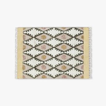 Meadowsweet Diamond Tufted Rug - Opalhouse™