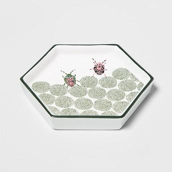 Hexagon Jewelry Storage Tray Kona Bugs - Opalhouse™