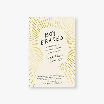 Boy Erased : A Memoir of Identity, Faith, and Family (Reprint) (Paperback) (Garrard Conley)