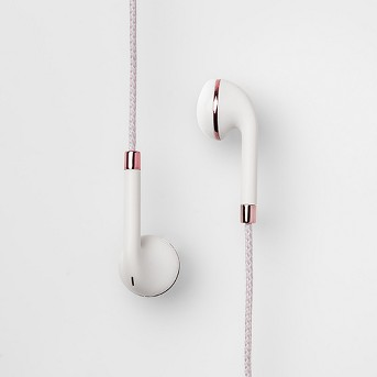 heyday™ Wired In-Ear Headphones with Carrying Case