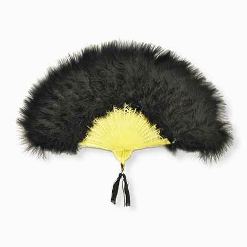 Fan Marabou Feather