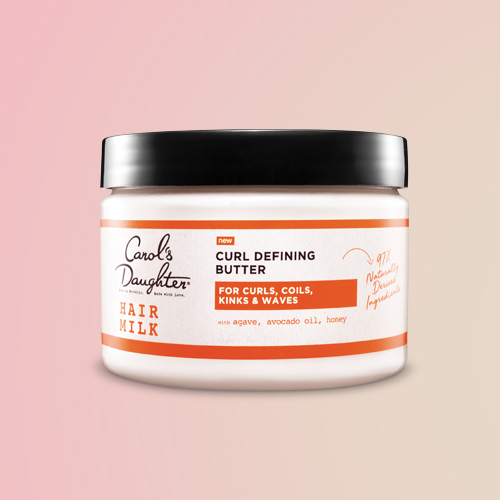 Carol's Daughter Hair Milk Nourishing and Conditioning Curl Defining Butter - 12oz