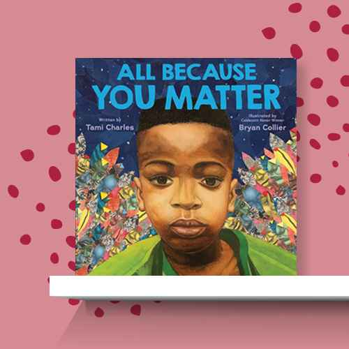 All Because You Matter - by Tami Charles (Hardcover)