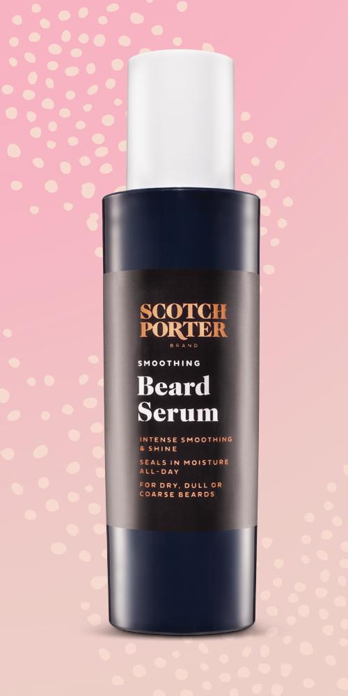 Scotch Porter- Smoothing Beard Serum - 1.7oz