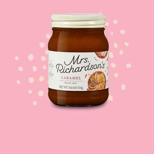 Mrs. Richardson's Caramel Topping - 16.6oz