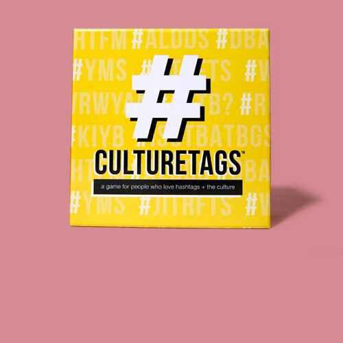 CultureTags Card Game