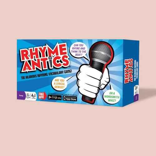 Rhyme Antics Game