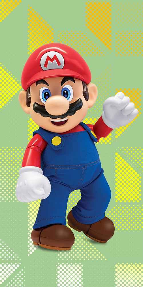 Nintendo It's Me Super Mario