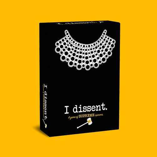 RBG - I Dissent Board Game