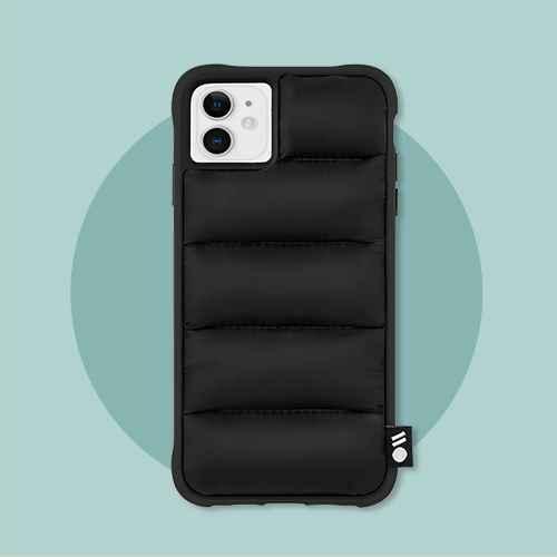 Case-Mate iPhone 11 Pro Puffer Black Case