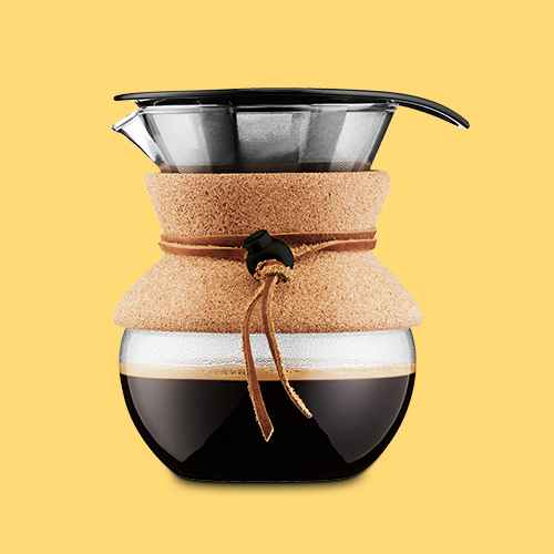 Bodum 4 Cup / 17oz Pour Over Coffee Maker