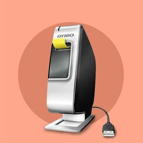 DYMO LabelManager PnP Label Printer - 2-1/2w x 5-1/2d x 5-3/8h