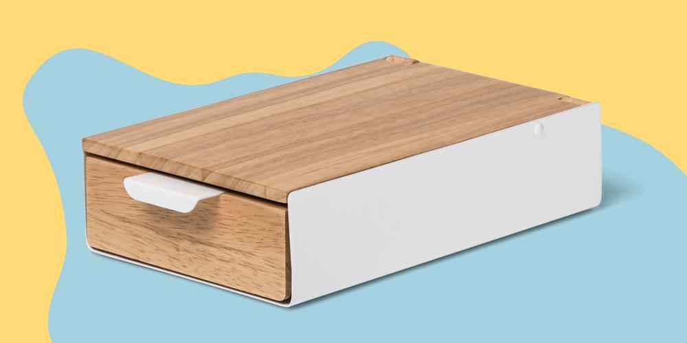 Reflexion Jewelry Storage Box WhiteBox/White - Umbra