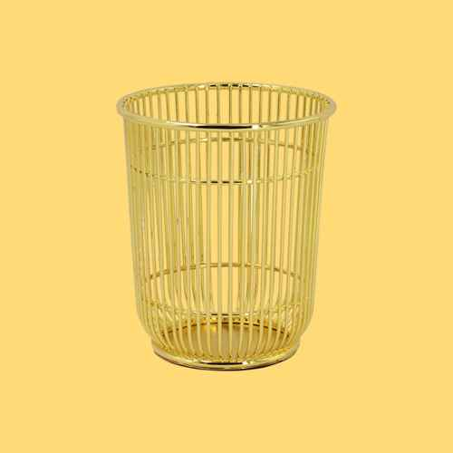 Wire Pencil Cup Gold - Project 62™