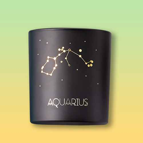 7.8oz Astrological Glass Jar Candle - Project 62™