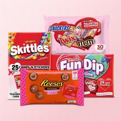 Classroom Exchange Candy