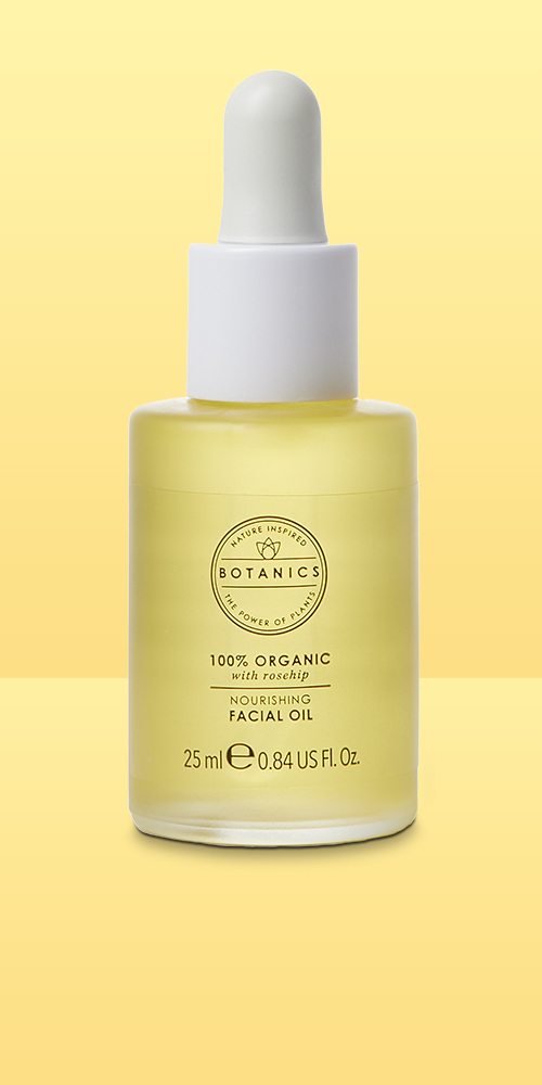 Botanics Organic Facial Oil - .84 fl oz