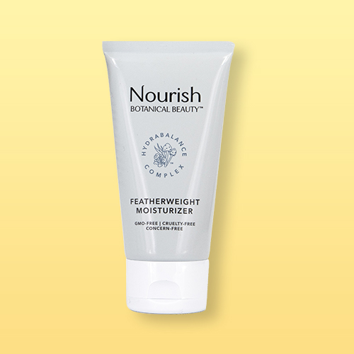 Nourish Organic Botanical Beauty Featherweight Moisturizer - 1.7 fl oz