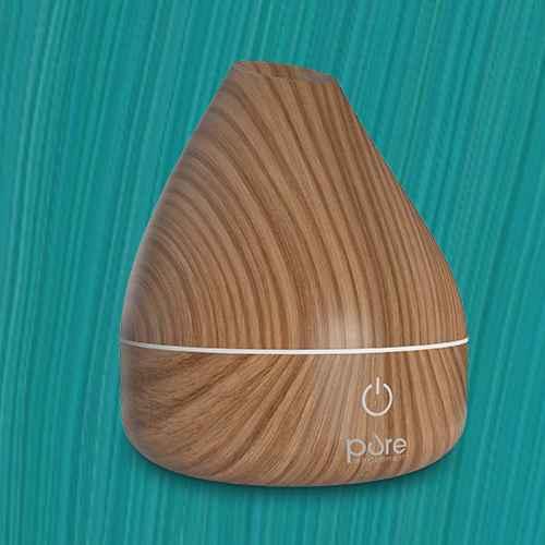 """Aromatherapy Oil Diffuser 6.5"""" - PureSpa"""