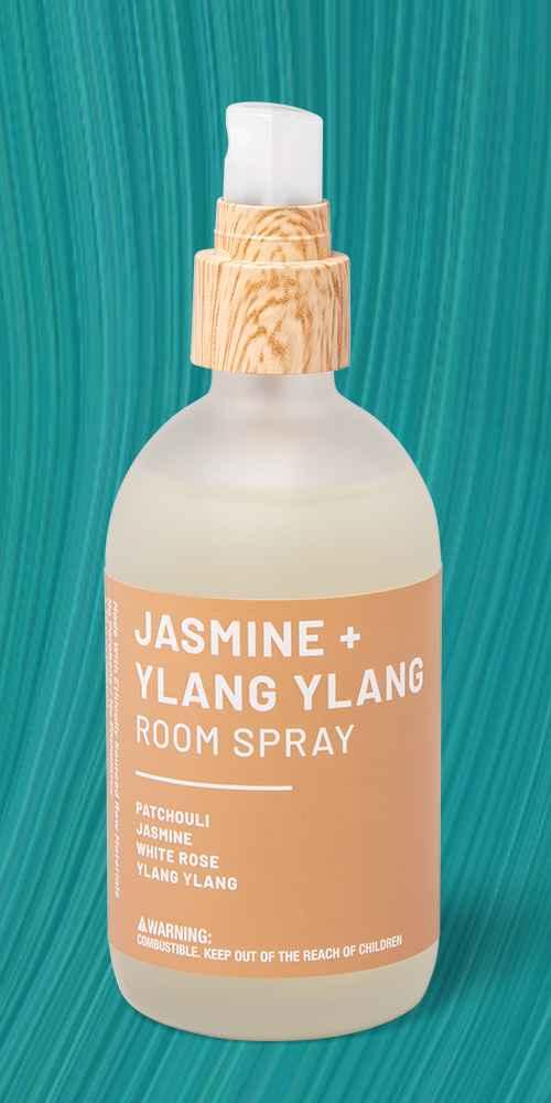 3.3 fl oz Wellness Essential Oil Room Spray Jasmine & Ylang Ylang - Project 62™