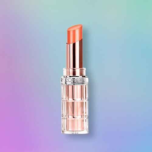 L'Oreal Paris Colour Riche Plump and Shine Lipstick – 0.1 oz