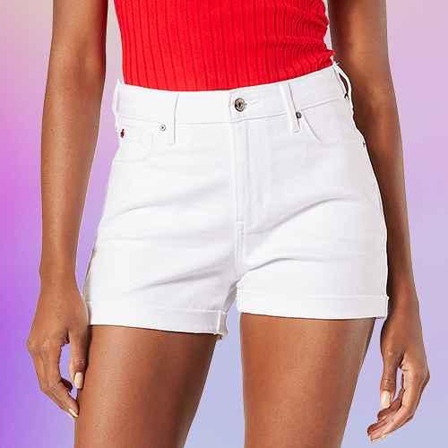 DENIZEN® from Levi's® Women's High-Rise Jean Shorts