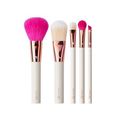 Urban Beauty United 5Piece Brush Kit - Famous Five