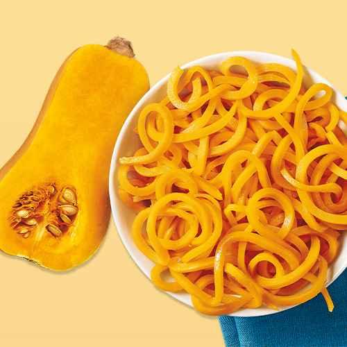 Frozen Butternut Squash Spirals - 12oz - Good & Gather™, Frozen Butternut Squash - 12oz - Good & Gather™