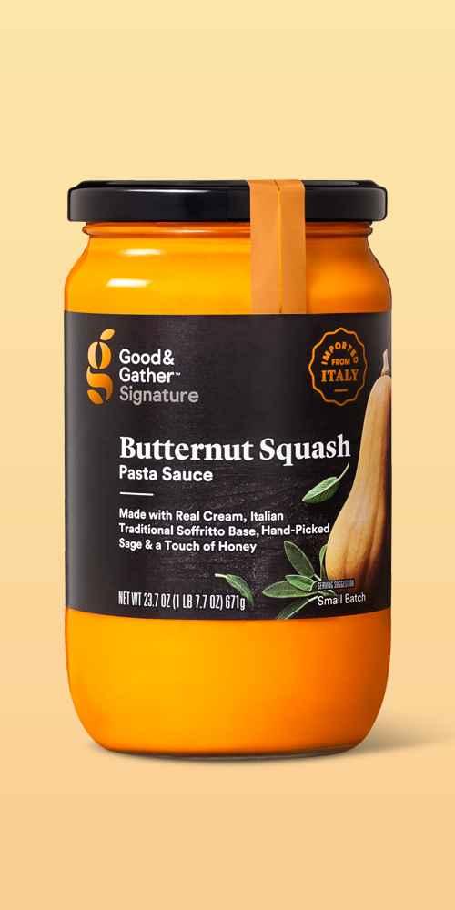 Signature Butternut Squash Pasta Sauce 23.7oz - Good & Gather™