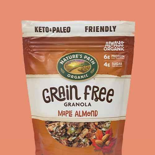Nature's Path Grain Free Maple Almond Granola - 8oz
