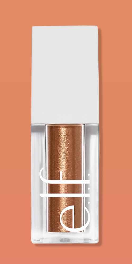 e.l.f. Liquid Metallic Eyeshadow - Meteor - 0.1 fl oz