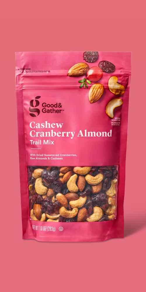 Cashew Cranberry Almond Trail Mix - 10oz - Good & Gather™