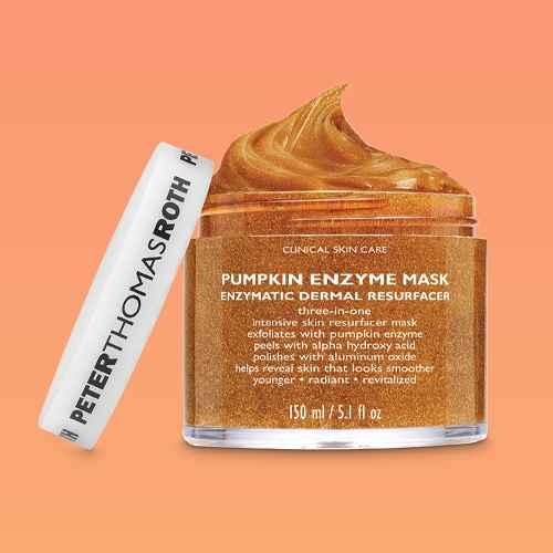 PETER THOMAS ROTH Pumpkin Enzyme Mask Enzymatic Dermal Resurfacer - 5 fl oz - Ulta Beauty, PETER THOMAS ROTH 24K Gold Mask - 5 fl oz - Ulta Beauty