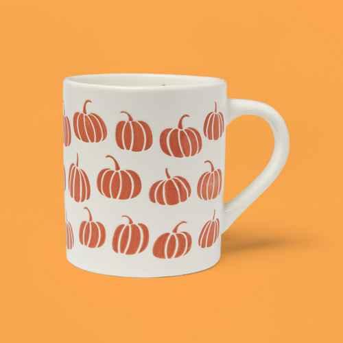 16oz Stoneware Happy Fall Mug - Threshold™, 16oz Stoneware Fall Feels Mug - Threshold™