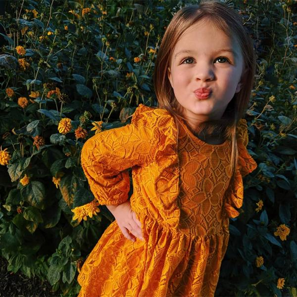 These kiddos know a thing or two about Fall's favorite looks.
