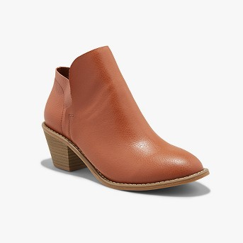 Women's Indie Heeled Booties - Universal Thread™