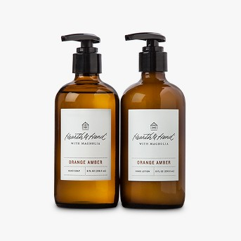 Hand Soap Orange Amber - Hearth & Hand™ with Magnolia
