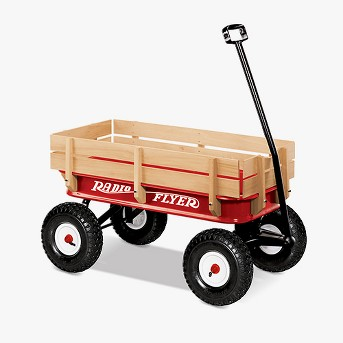 Radio Flyer® All-Terrain Wagon